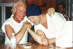 With Michel Girouard again,in South Beach...