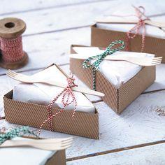 Geschenkverpackungen selber machen - kuchenschachteln1  Rezept