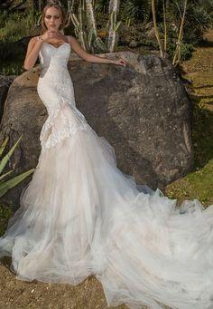 Stylish Julie Vino wedding dresses