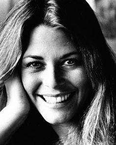 """Lindsay Wagner as """"the Bionic Woman"""""""