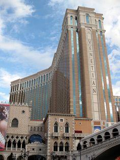 The Venetian Hotel, Las Vegas, NV