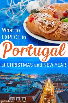 How and where to celebrate Christmas in Portugal, how the Portuguese do things and what events take place over Christmas and New Year. Best Christmas Markets, Christmas Events, Christmas Travel, Christmas Desserts, Christmas And New Year, White Christmas, Portugal Vacation, Portugal Travel, Europe Holidays