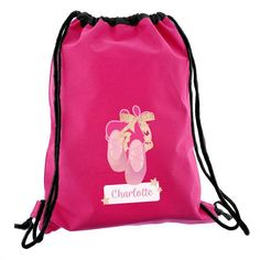 Personalised Swim & Kit Bag - Swan Lake Ballet
