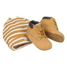 Now everyone can wear the famous Timberland Premium Boots - even baby! Premium nubuck leather upper for comfort with recycled PET Laces. Cute Baby Shoes, Baby Boy Shoes, Baby Booties, Kid Shoes, Baby Boy Outfits, Girls Shoes, Kids Outfits, Toddler Outfits, Baby Timberlands