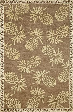 Cargo Pineapple Neutral Rug from the Outdoor Rugs collection at Modern Area Rugs Dixon Homes, Pineapple Kitchen, Tibetan Rugs, Rug Texture, Contemporary Rugs, Modern Rugs, Pineapple Print, Home Decor Furniture