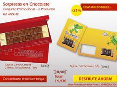 ¡Ofrecer un regalo dulce a un amigo suyo! Bonbon, Messages, Carton Box, Gift, Crates, Sweets