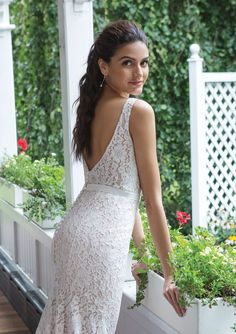 Sweetheart Gowns - Style Allover Lace Fit and Flare Gown Sweetheart Gowns, Sweetheart Bridal, Bridal Gowns, Wedding Gowns, Traditional Looks, Love And Marriage, Fit And Flare, Bodice, Formal Dresses