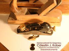 Geigenbau-Kober-Hobel-Werkzeug   Flickr - Photo Sharing!