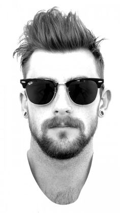 Popular Beard Styles and Your Face Shape 2016 – Man's Hairstyles 2016 / 2017