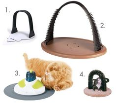 Cat Self Grooming Products