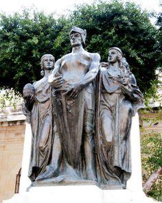 Great Siege Monument, Valletta