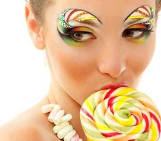 photo shoots with candy theme | Candy girl | Candy themed photo shoot ideas