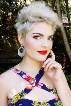 Short Hairstyles for Round Faces 2019: 45 Haircuts for Round Faces | LadyLife