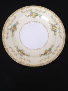 """Noritake China Dinner Plate Mimi  10"""" 2nd Anniversary Gift.  Discover unique anniversary gifts at www.yearsoflove.com"""