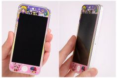 Sailor Moon Screen Protector Sticker For iPhone5. $25.99.