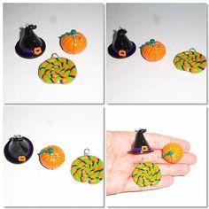 Halloween 3X Charms