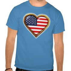 50% off all t-shirts | USE CODE: DECTEEDEAL14 | valid until December 5, 2014 at 11:59pm PST | USA Heart T Shirt
