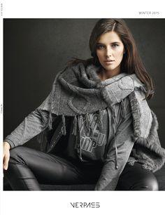 Verpass Fashion Shooting für die Katalogproduktion Winter 2015
