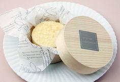 ウェスティンホテル東京「低糖質のカマンベールチーズケーキ」