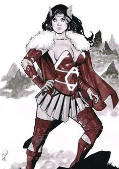 Lady Sif | uploaded to pinterest