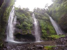 Sekumpul Waterfall Bali, Kuta, Indonesia - This is a hidden...