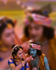 48219740 Image may contain: 2 people Radha Krishna Holi, Krishna Leela, Cute Krishna, Lord Krishna Images, Radha Krishna Pictures, Krishna Photos, Shree Krishna, Krishna Art, Lord Krishna Wallpapers