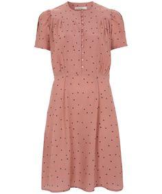 Sessun tea dress via WeeBirdy.com