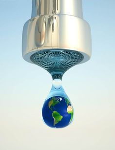 South African innovator takes water out of showering