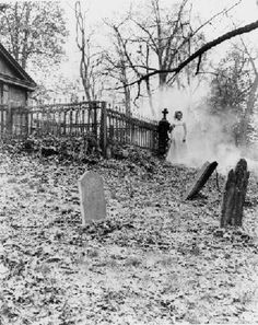 #cemetery #haunting #darkshadows