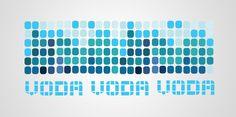 Voda (Water) Brand Identity | Logo | Designer; Irena Ilic | Image: 1 of 12