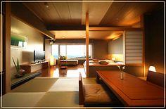温泉旅館 モダン - Google 検索