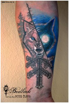 Peter Žuffa 2016 #art #tat #tattoo #tattoos #tetovanie #original #tattooart #slovakia #zilina #bodliak #bodliaktattoo #bodliak_tattoo #wolf_tattoo