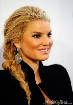 Love her and the braid.