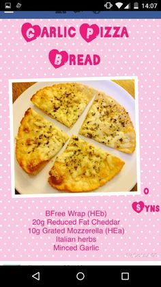 Cheesy garlic bread. From skimming world bridge on facebook