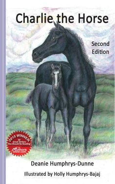 Cover Contest - Charlie the Horse - AUTHORSdb: Author Database, Books and Top Charts