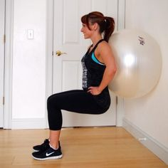 Tone up from head to toe with this total body stability ball workout!