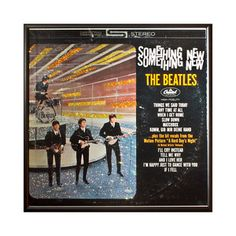 Beatles Something New, $84, now featured on Fab.
