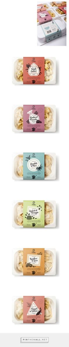 Pasta packaging design, food packaging | Dessein - created via