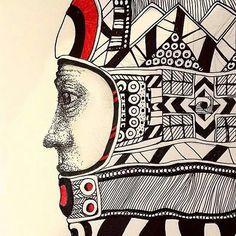 #matalarre #art #mexico  #illustration #ilustración #arte #beautiful #amazing #sketch #drawing
