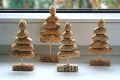Kifli és levendula: Mogyorókarácsonyfa