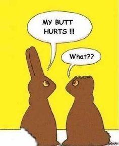 Easter choc :)