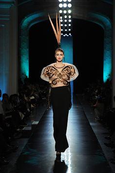 ジャンポール・ゴルチエ(JEAN PAUL GAULTIER) Haute Couture 2014SSコレクション Gallery34