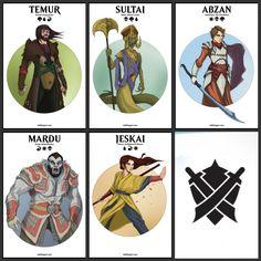 planeswalkers guide to khans of tarkir part 1 magic