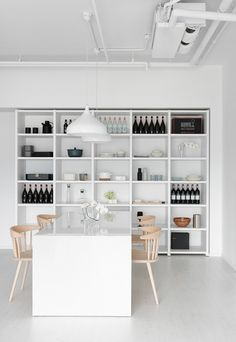 A Minimalist Apartment by Tai & Architectural Design