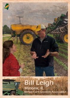 Meet Bill!! #corncorps