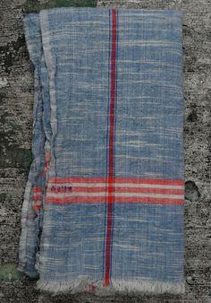 auntie oti space dye rustic towel