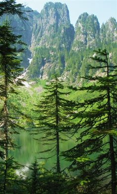 Lake 22 in the vicinity of the Mountain Loop B&B - Granite Falls, WA