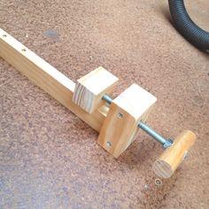DIY sash clamp