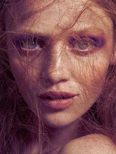 Model Cintia Dicker Vanidad Magazine Beauty Hair Editorial | NEW YORK FASHION BEAUTY PHOTOGRAPHER- EDITORIAL COMMERCIAL ADVERTISING PHOTOGRAPHY
