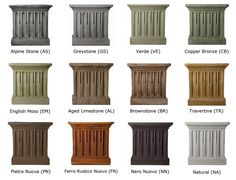 Cast Stone Finishes — Birdsall&Co. Outdoor Wall Fountains, Stone Fountains, Garden Fountains, Outdoor Walls, Provence Garden, Outdoor Water Features, Underwater Lights, Set Up An Appointment, Wood Dust